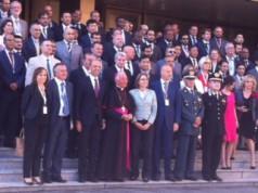 Vertice internazionale contro l'estremismo violento - Roma 29/07/2015