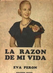 Il testamento politico di Eva  Peron
