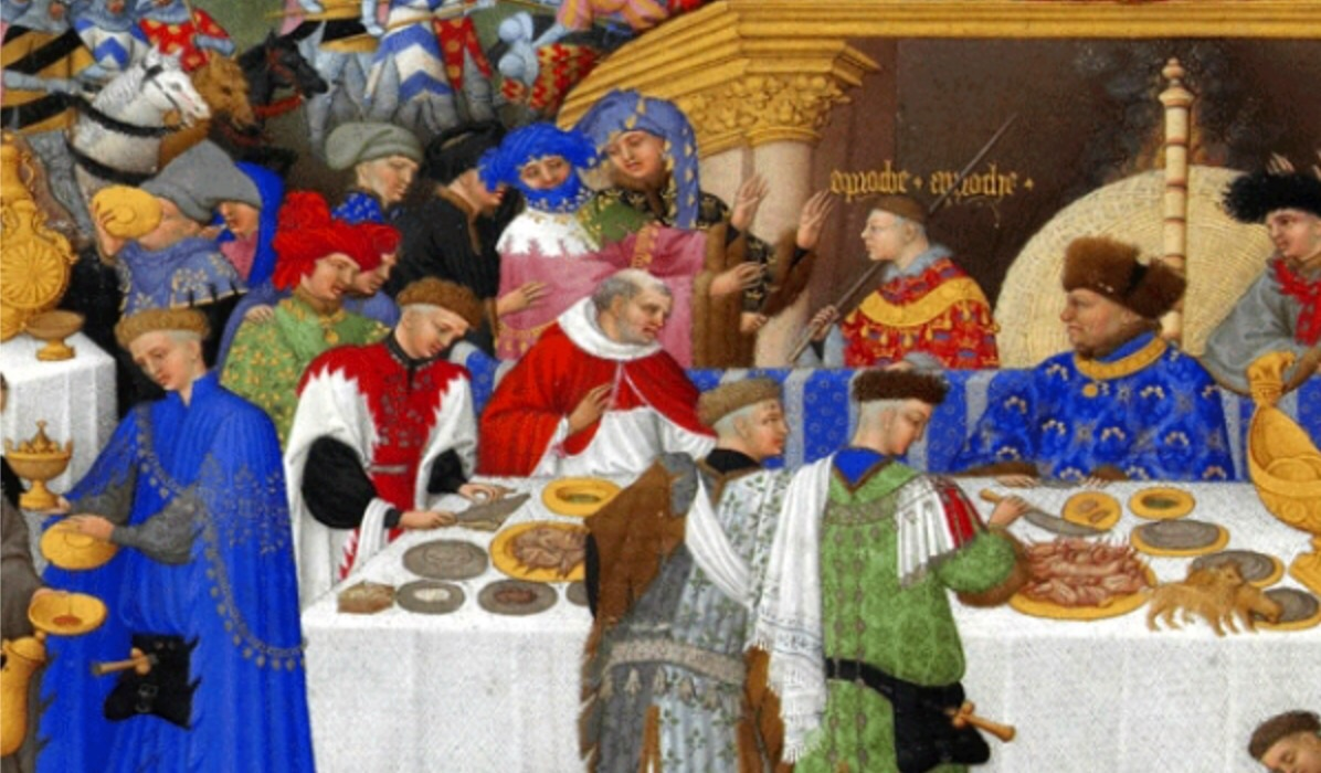Nel festival del medioevo le storie e i sapori di un millennio a tavola b in rome - Cucina 89 gubbio ...