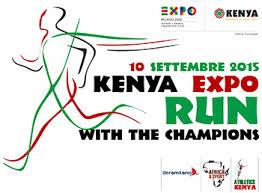 kenya expo run
