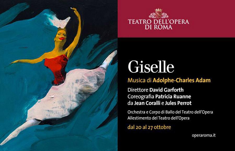 Giselle 2015, Teatro dell'Opera di Roma