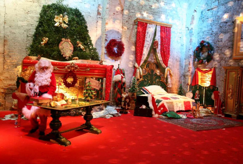 Casa Di Babbo Natale Reggio Emilia.Torino La Casa Di Babbo Natale Campobassopellicce