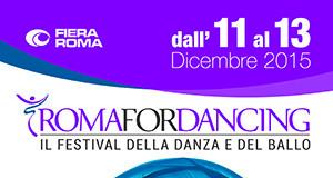 Locandina di Roma for Dancing 2015