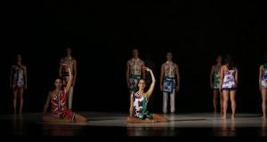 "Foto di Evan Li, Il Royal New Zealand Ballet in ""A passing cloud"""