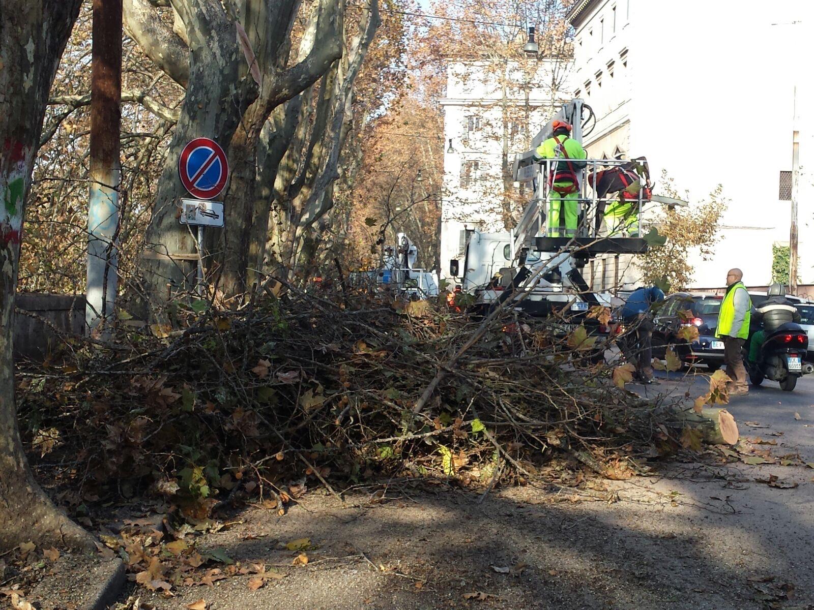 Roma pulita e sicura interventi di manutenzione for Interventi di manutenzione straordinaria