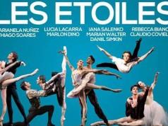 """Locandina dell'evento """"Les etoiles"""" curato dalla Daniele Cipriani Entertainment"""