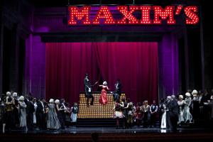 Teatro di San Carlo- La Vedova Allegra - 2010