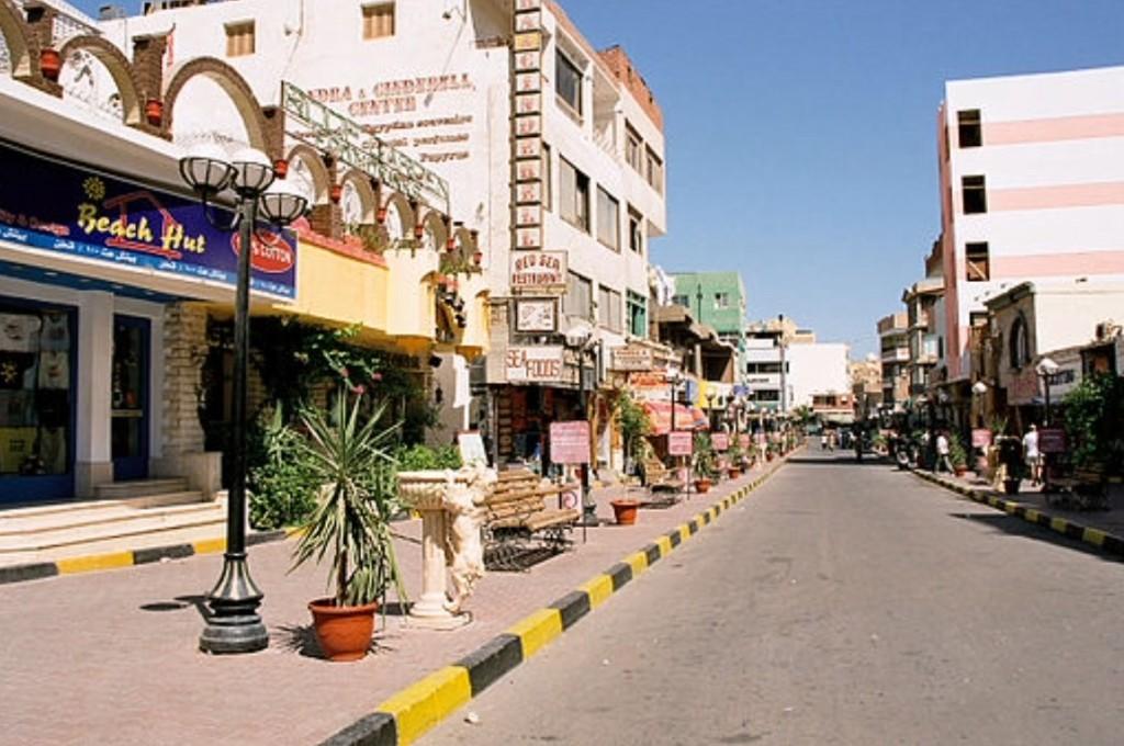 Una immagine di Hurghada