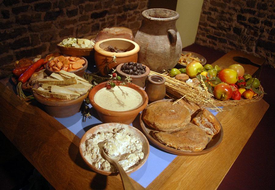 Il cibo degli antichi romani vieni a scoprirlo all for Cibo romano