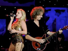"""Kerry Ellis e Brian May in concerto con """"One voice - the tour!"""""""