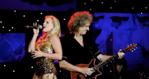 "Kerry Ellis e Brian May in concerto con ""One voice - the tour!"""