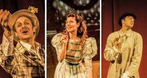 La Bella e la Bestia, Produzione La Fabbrica dell'attore - Teatro Vascello