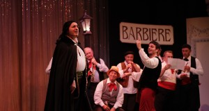 Il Barbiere di Siviglia al Salone Margherita
