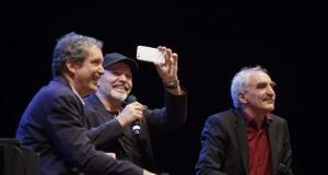 Incontri d'autore all'Auditorium Parco della Musica: Ernesto Assante e Gino Castaldo incontrano Vasco Rossi in diretta streaming. ©Musacchio & Ianniello