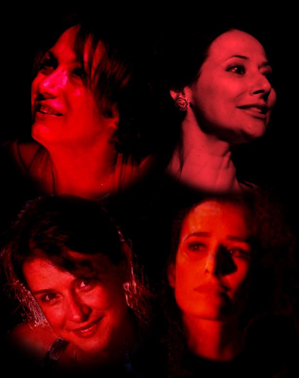 Francesca Bianco, Eleonora Zacchi, Monica Belardinelli, Annamaria Iacopini in
