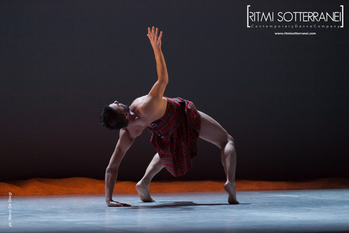 La compagnia Ritmi Sotterranei al Teatro Parioli in
