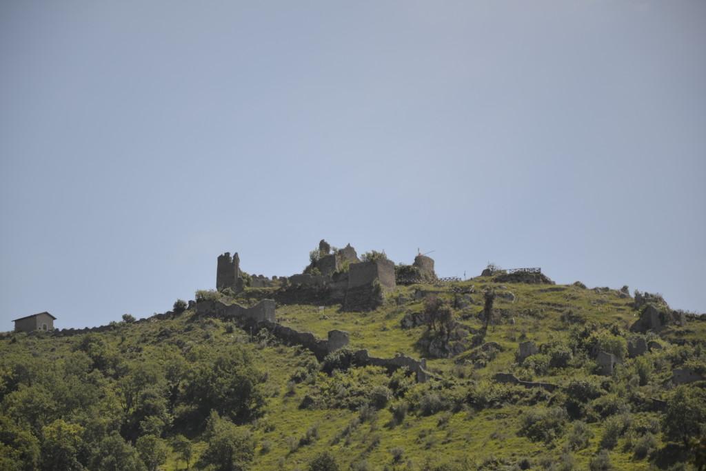 L'antica rocca di Roccasecca (FR) - Foto di Chiara Sanvitale