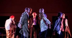 Kiron Cafè della Compagnia Mda Danza al Teatro Parioli Peppino De Filippo
