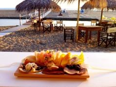 Il primo ristoro vegano sulla spiaggia, solo al Baubeach