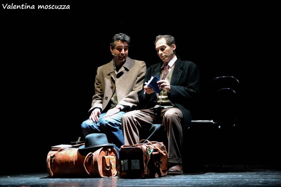 Mark Tiberi in Welcome to Berlin al Teatro della Cometa