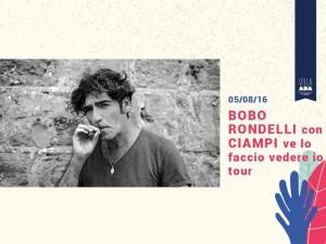 Bobo Rondelli @ Villa Ada