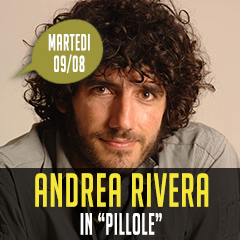 Andrea Rivera all'Etruria Eco Fest @ Lazio   Italia
