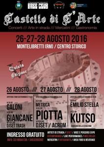 Castelli di C'Arte @ Montelibretti   Lazio   Italia