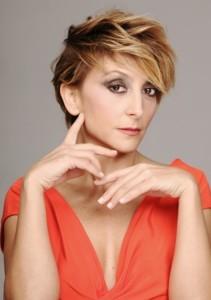 """Paola Minaccioni in """"La ragazza con la valigia"""""""