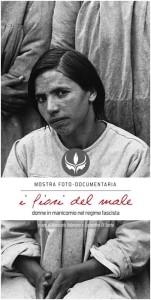 I fiori del male. Donne in manicomio nel regime fascista, @ Casa della memoria
