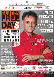 Gluten Free fest @ Salone delle Fontane  | Roma | Lazio | Italia