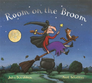 Room on the broom, letto e cantato in inglese! @ Roma | Lazio | Italia