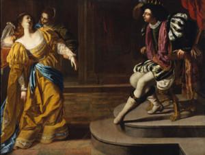 Artemisia Gentileschi @ Palazzo Braschi