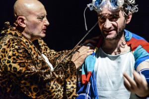 """""""Risorgi"""" il Giubileo barocco e stralunato di Duccio Camerini al Piccolo Eliseo nov 23, 2016 @ Piccolo Eliseo"""