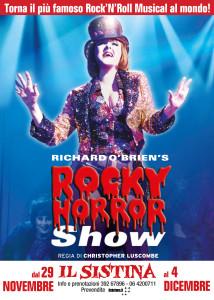 """""""The Rocky Horror Show"""" @ Sistina"""