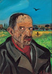 Antonio Ligabue al Vittoriano