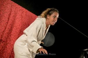 """""""Principesse e sfumature"""" di Chiara Becchimanzi, vincitride del Premio Comedy Fringe Festival 2016 al Teatro Trastevere"""