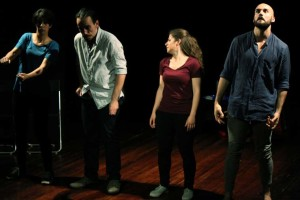 """""""30 spettacoli in 60 minuti"""", il testo di Greg Allen al Teatro Studio Uno @ Teatro Studio Uno"""