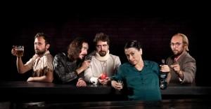 """""""Animali da bar"""", il nuovo spettacolo di Carrozzeria Orfeo al Piccolo Eliseo @ Piccolo Eliseo"""