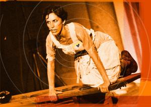 """Tiziana Foschi in scena con """"Cibami"""" al Teatro dei Conciatori @ Teatro de' Conciatori"""