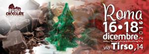 A Natale torna Romachocolate, dal 16 dicembre tutti a mangiare cioccolato @ Roma | Lazio | Italia