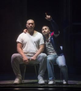 """Alessandro Gassman al Teatro Eliseo dirige """"Qualcuno volò sul nido del cuculo"""" @ Teatro Eliseo"""