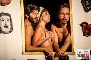 """""""Sessolosè – Mia madre non lo deve sapere"""", continua la saga della trilogia delle relazioni al Teatro Trastevere @ Teatro Trastevere"""