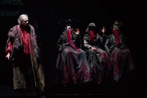 Macbeth @ Teatro Argentina
