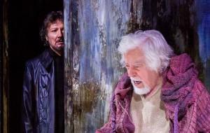 Glauco Mauri all'Eliseo con la favola di Edipo alla ricerca della verità @ Eliseo