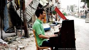 Aeham Ahmad, il pianista della Siria, al Parco della Musica @ Parco della Musica