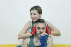 """""""Ring"""" di Leonore Confino al Cometa la storia della vita di coppia tra risate e dramma @ Teatro della Cometa"""