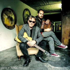 "Canio Loguercio e Alessandro D'Alessandro presentano ""Canti, ballate e ipocrondrie d'ammore"" @ Teatro Vascello"