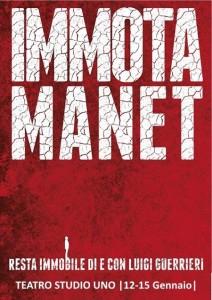Immota Manet @ Teatro Studio Uno