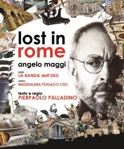 """Lost in Rome"", al Teatro Belli la Città Eterna si mischia al folk inglese @ Teatro Belli"