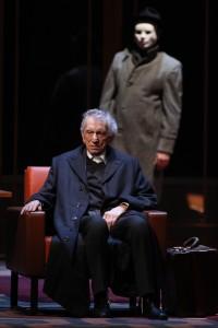 """Roberto Herlitzka è """"Minetti, ritratto di un artista da vecchio"""" al Teatro Argentina @ Teatro Argentina"""